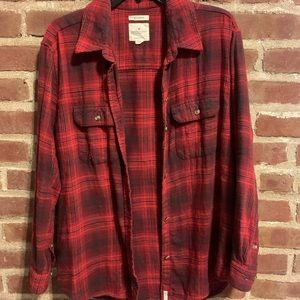 Perfect condition red flannel